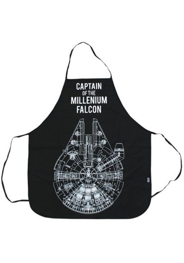 Sort -  Star Wars - Captain of the Millennium Falcon