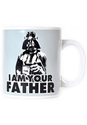 Cana ceramica - Star Wars (Vader I am your Father)