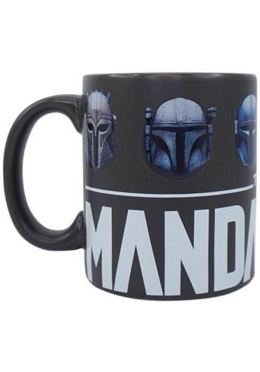 Cana ceramica - Star Wars (Mandalorian)