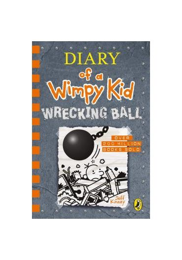 Diary of a Wimpy Kid - Wrecking Ball (Book 14)