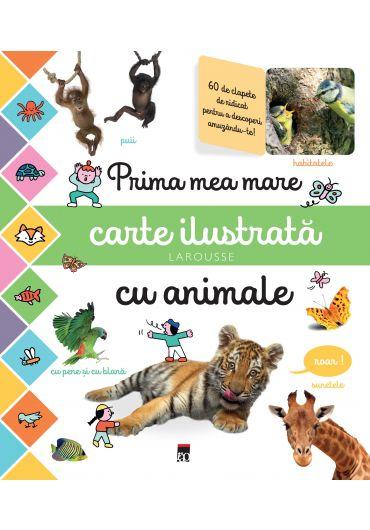 Prima mea carte ilustrata cu animale