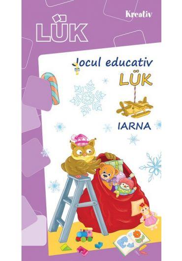 Joc educativ LUK, Iarna, exercitii interdisciplinare, +5