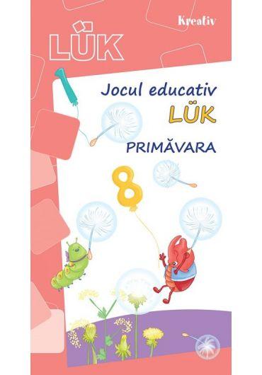 Joc educativ LUK, Primavara, exercitii interdisciplinare, +5