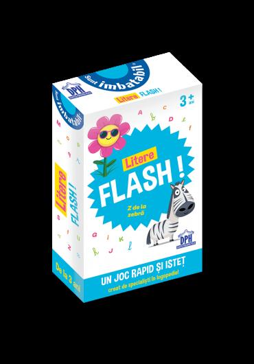 Sunt imbatabil - Litere flash!