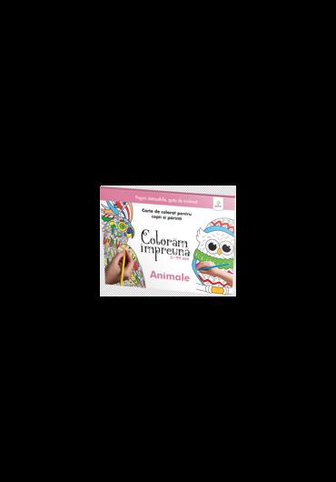 Animale - Coloram impreuna