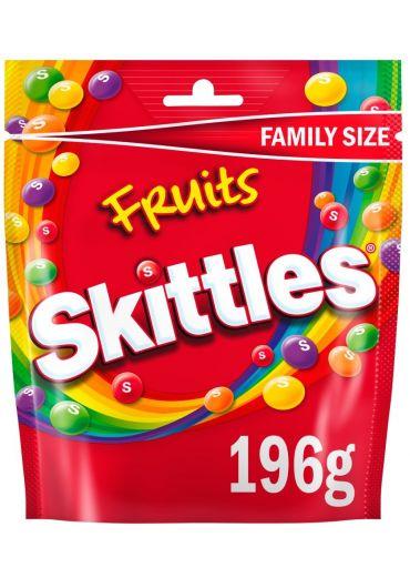 Bomboane Skittles - Fruits