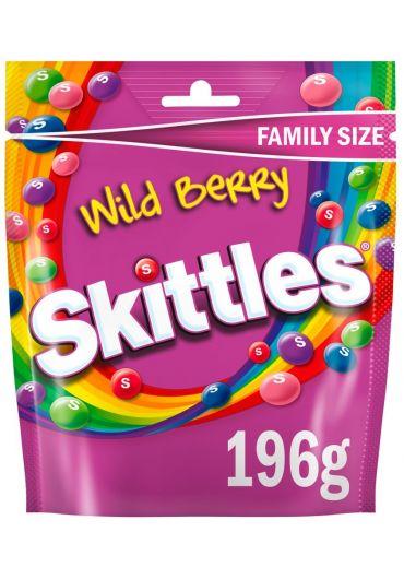 Bomboane Skittles - Wild Berry