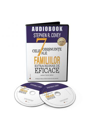 Cele 7 obisnuinte ale familiilor extraordinar de eficace CD