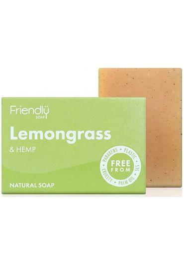 Sapun Natural cu Canepa si Lemongrass