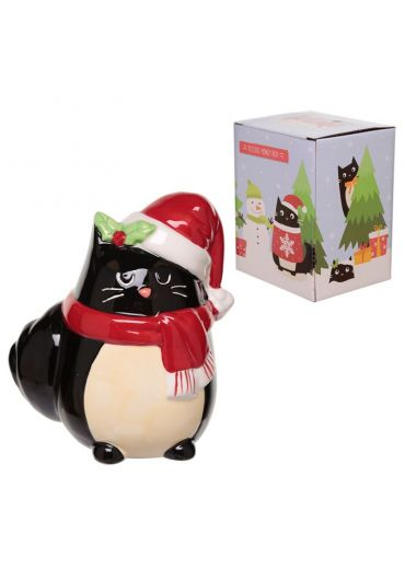 Pusculita - Feline Festive Cat Xmas