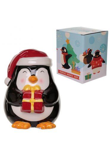 Pusculita - Penguin Xmas