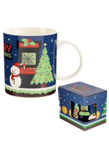 Cana portelan - Game Over Merry Christmas