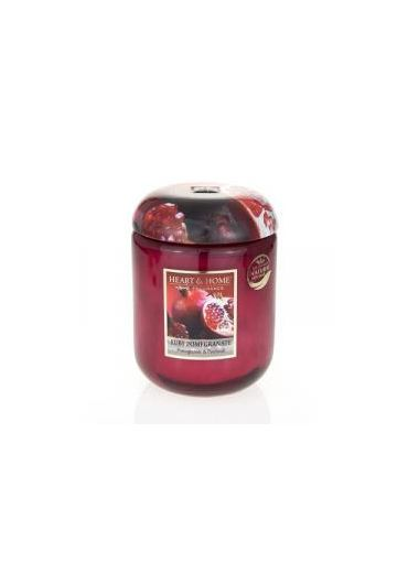 Lumanare parfumata mica - Ruby Pomegranate