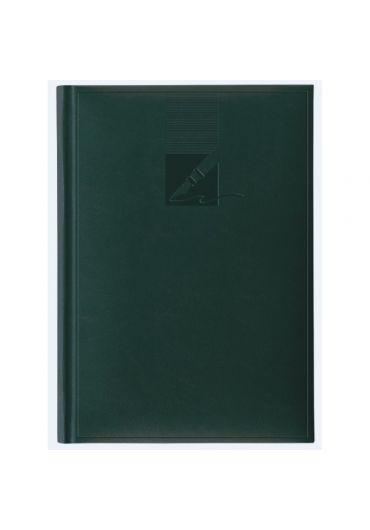 Agenda A5 nedatata - verde