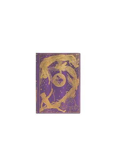 Carnet Violet Fairy Midi
