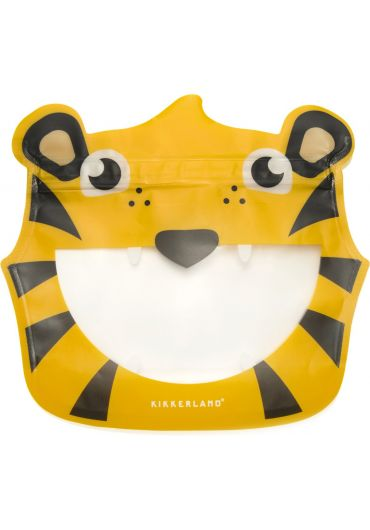 Set 3 pungi zip-lock - Tiger Zipper Bag