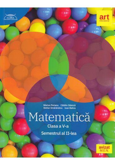 Matematica. Clasa a V-a, semestrul al II-lea