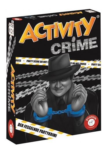 Activity Crime Ro