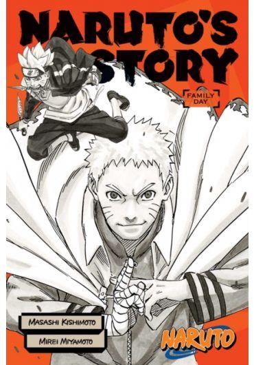 Naruto - Naruto's Story - Family Day