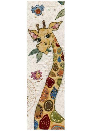 Semn de carte - Giraffe