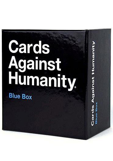Carti de joc - Cards Against Humanity - Extensie Blue Box