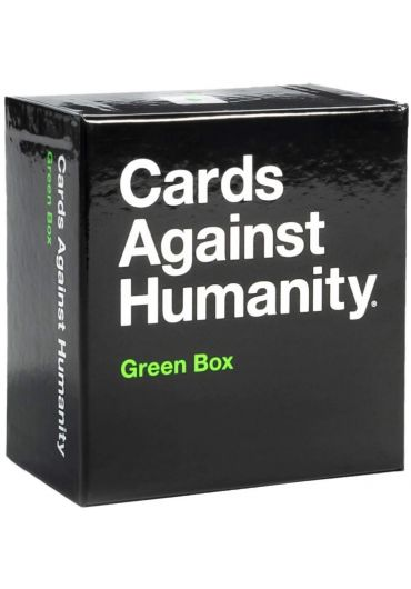 Carti de joc - Cards Against Humanity - Extensie Green Box