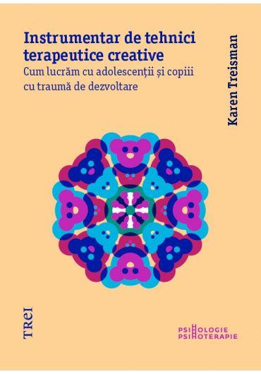 Instrumentar de tehnici terapeutice creative
