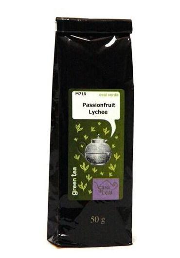 Ceai verde Passionfruit Lychee M715