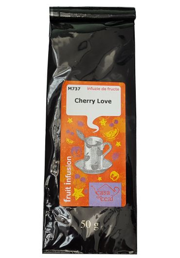 Ceai fruit infusion Cherry Love M737