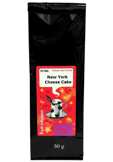 Ceai fruit infusion New York Cheese Cake M780