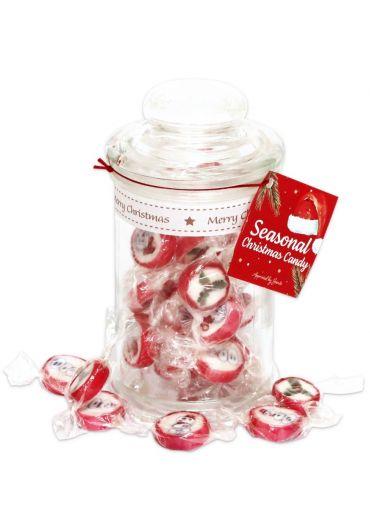 """Borcan Bonbon - """"Seasonal Christmas Rock Candy"""""""