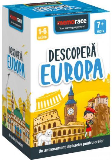 Memorace. Descopera Europa