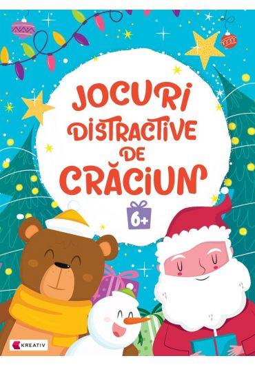 Jocuri distractive de Craciun 6+