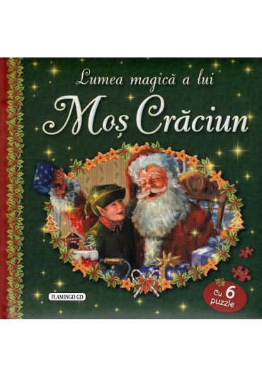 Lumea magica a lui Mos Craciun (6 puzzle)