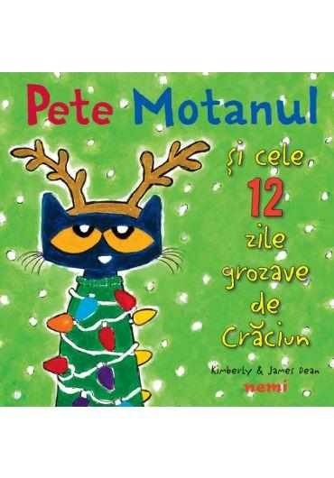 Pete Motanul si cele douasprezece zile grozave de Craciun