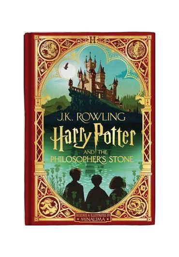 Harry Potter and the Philosopher's Stone. MinaLima Edition