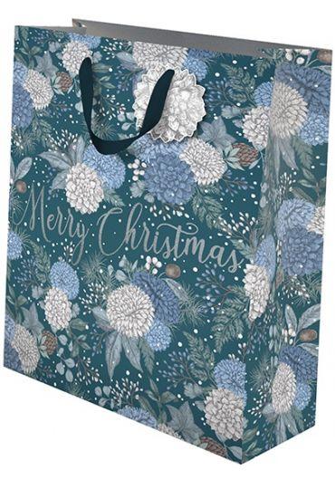 Punga cadou mare - Sapphire & Snow Xmas