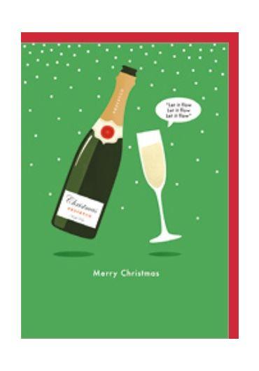 Felicitare - Lei it Flow - Merry Christmas
