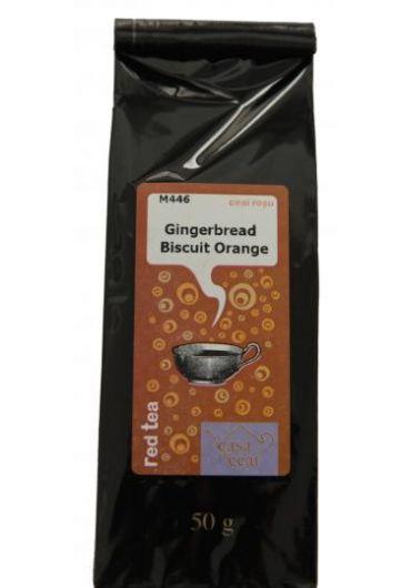 Ceai Gingerbread Biscuit Orange M446