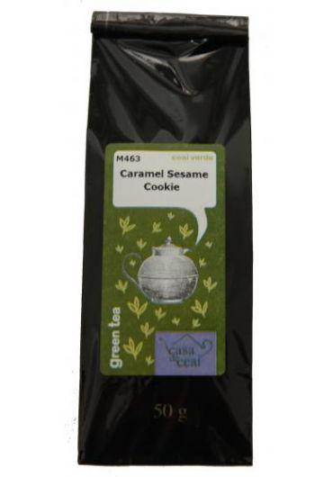 Ceai Caramel Sesame Cookie M463