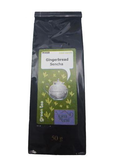 Ceai Gingerbread Sencha M468