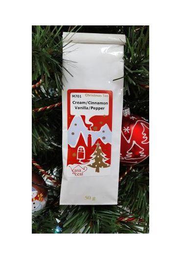 Ceai Cream.Cinnamon.Vanilla.Pepper M701