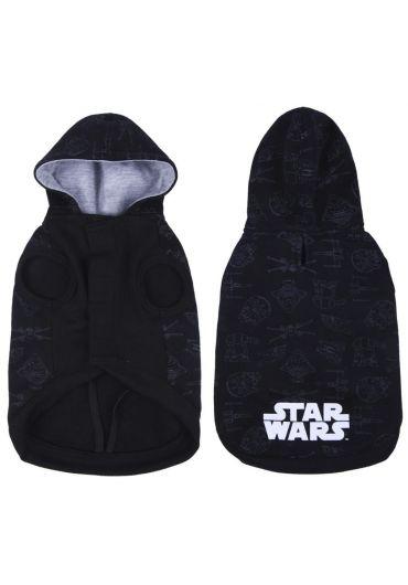 Jacheta din bumbac pentru caini Star Wars - Darth Vader - S