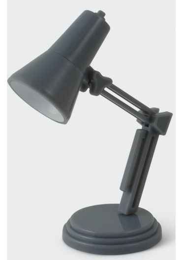 Lampa pentru citit - The Little book light - Grey