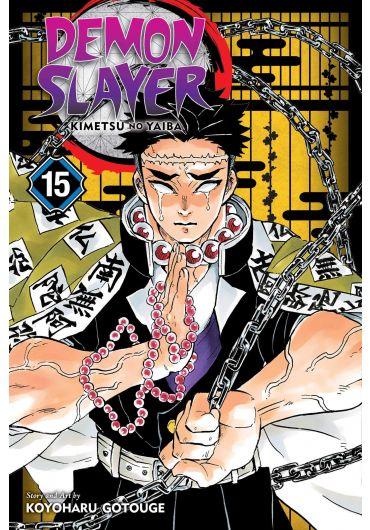 Demon Slayer. Kimetsu no Yaiba, vol. 15
