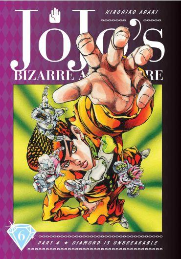 JoJo's Bizarre Adventure. Diamond Is Unbreakable, vol. 6, part 4