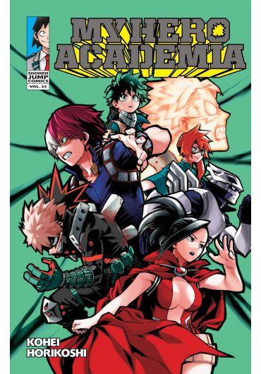 My Hero Academia - Vol. 22