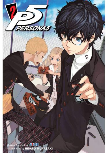Persona 5, volume 2