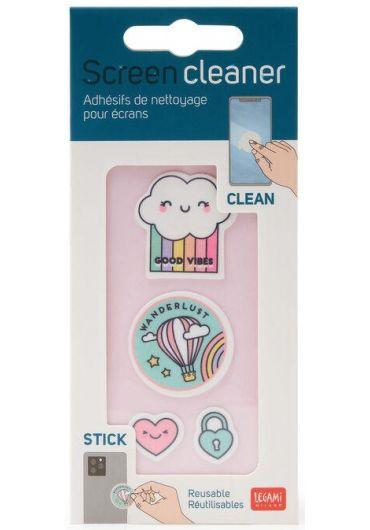 Accesoriu telefon - Screen Cleaner Good Vibes