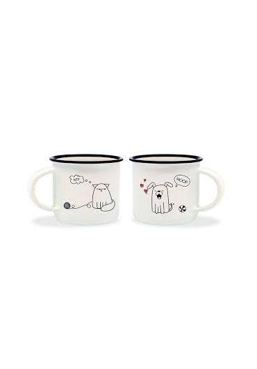 Cana portelan - Dog & Cat